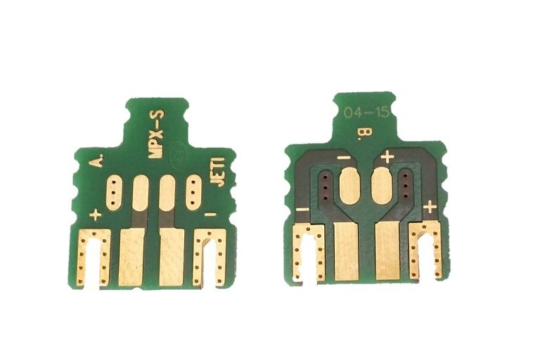 MPX Steckerplatine - 6 Lötkontakte (2 Stück)