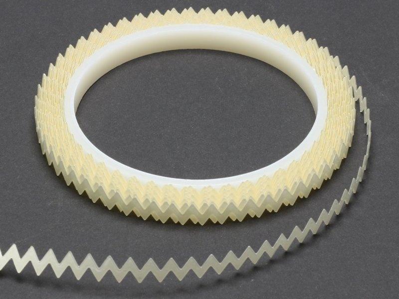 Zackenband Turbulator 8mm 5 Meter