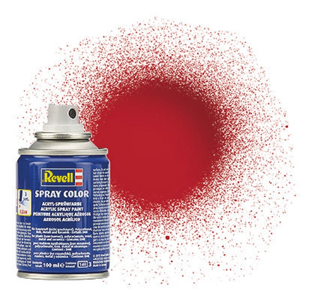Spray italian-rot, glänzend