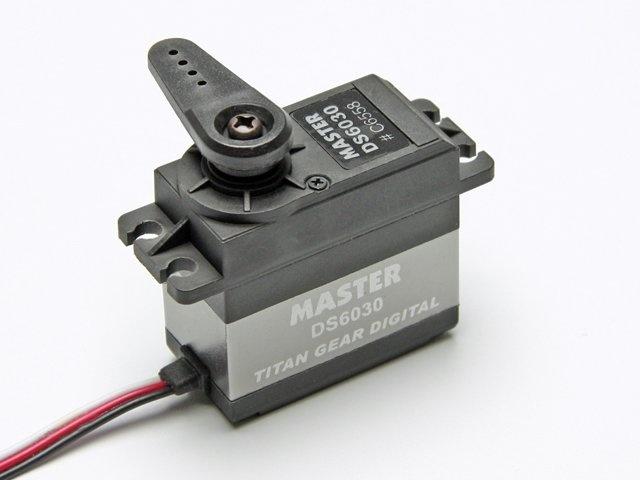 MASTER Digital Servo DS 6030T
