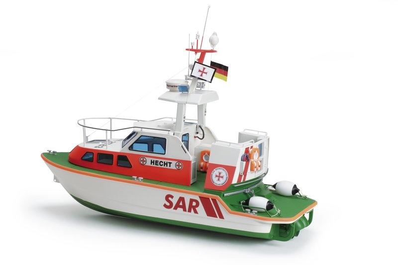 RC-Seenotrettungsboot HECHT