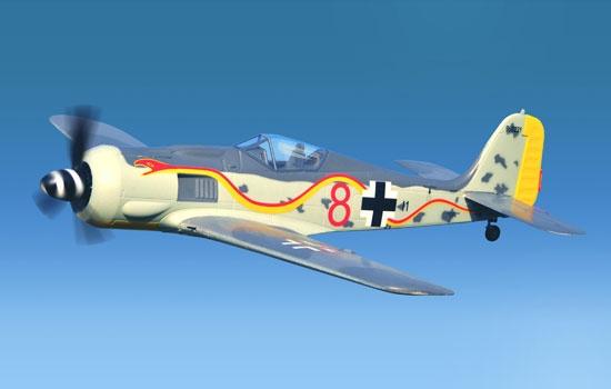 FW 190 ARF 1,13m