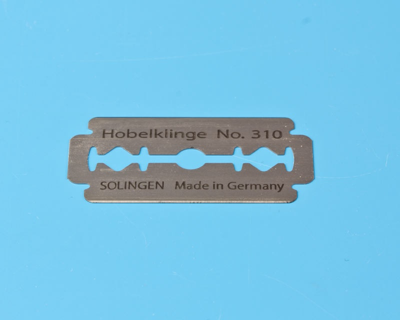 Hobel-Klingen 0,3 mm 10 Stück