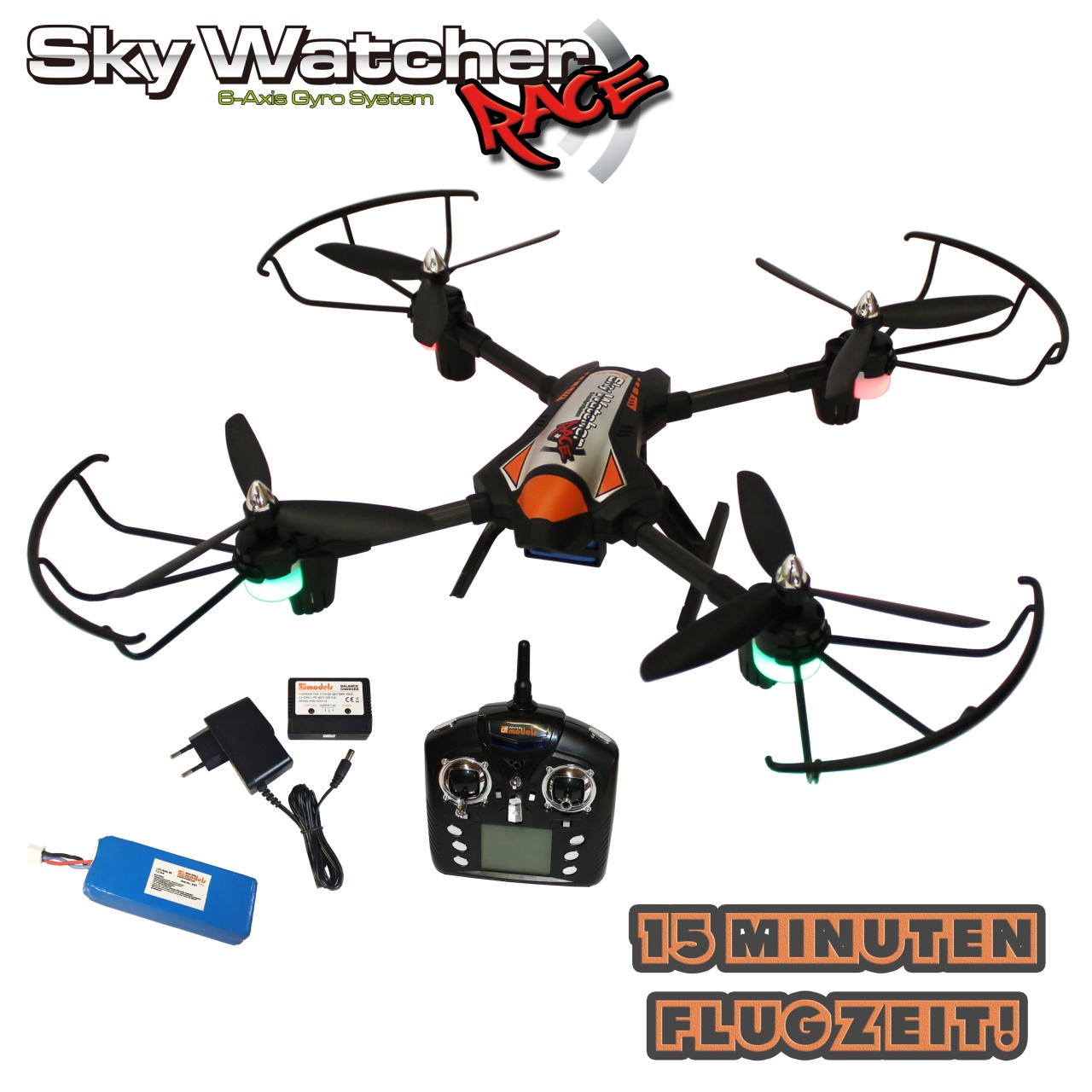 Sky Watcher RACE RTF + FPV