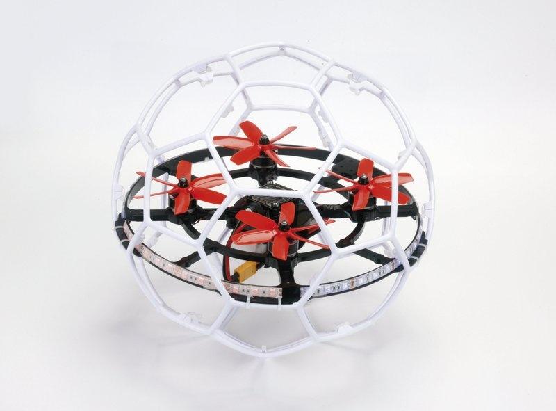 GRAUPNER SWEEPER DRONEBALL RTF WEISS MIT MZ-8