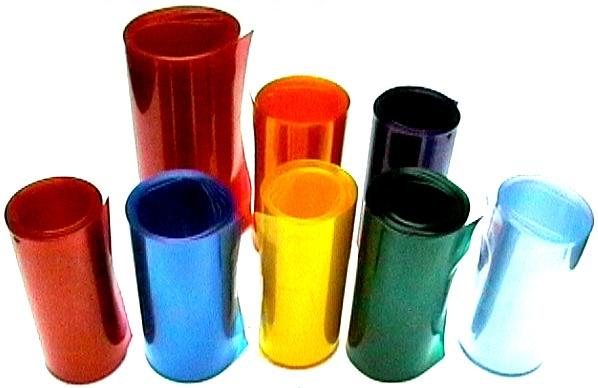 Schrumpfschlauch klar transparent PVC-hs 56mm