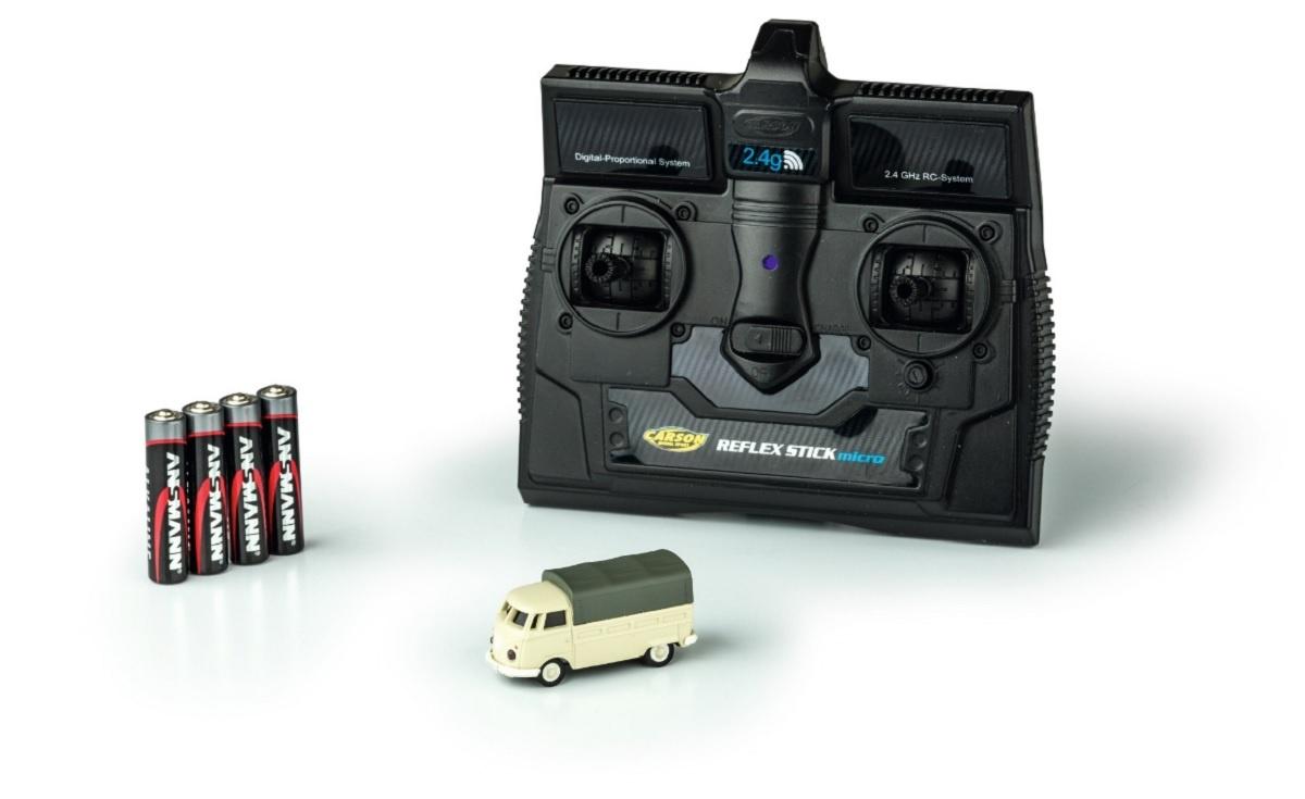 1:87 VW T1 Bus Pritsche 2.4GHz 100% RTR